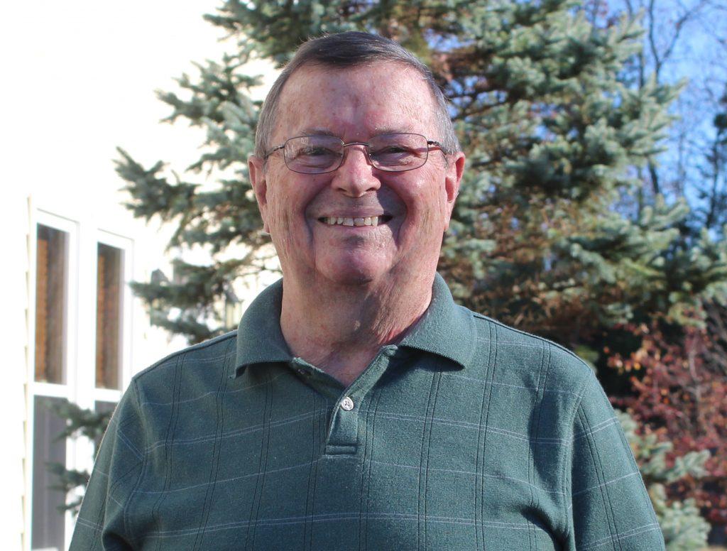 Pastor John Eaton
