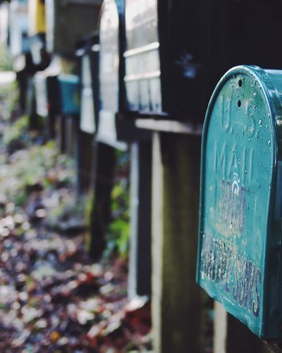 mailbox, post, mail